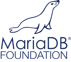MariaDB Foundation vertical logo